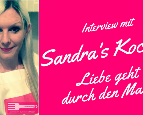 Sandra's Kochblog Interview