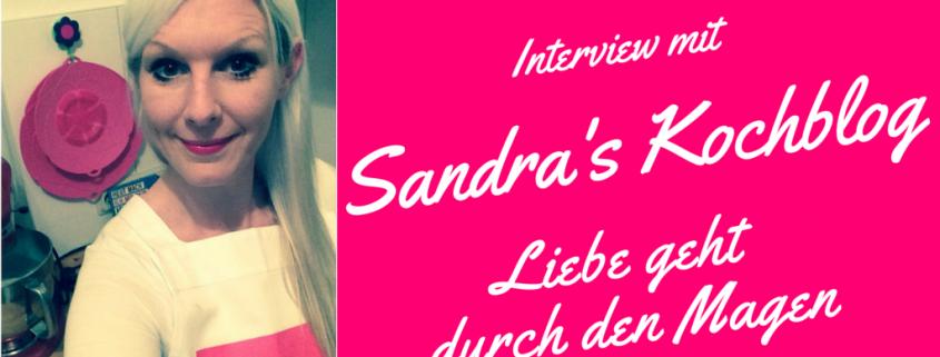 Sandra's Kochblog Interview