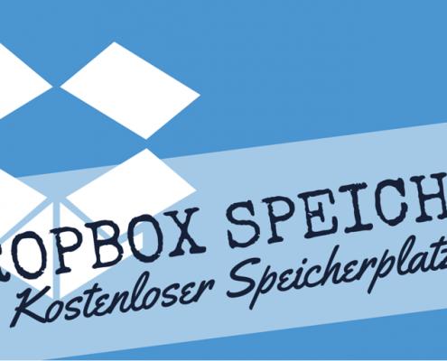 Dropbox Speicher kostenlos erweitern