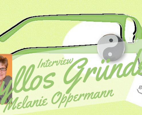 Bryllos Gründerin Melanie Oppermann