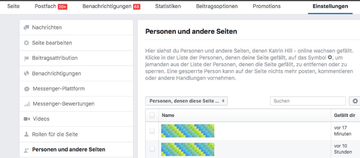 Facebook jemanden blockieren mit dem man nicht befreundet ist