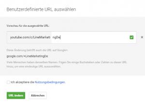 neue Google Plus URL