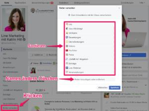 reiter auf Facebook