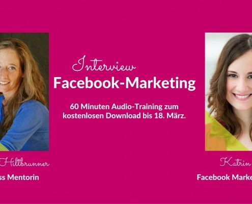 Facebook-Marketing-Interview