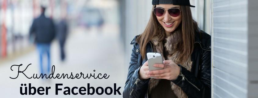Kundenservice über Facebook