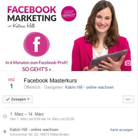 Facebook Veranstaltung Löschen