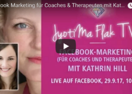 Facebook-Marketing für Coaches und Therapeuten