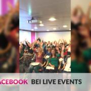 Facebook bei Live-Events nutzen