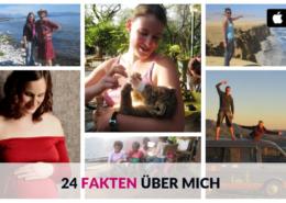 24 Fakten über mich