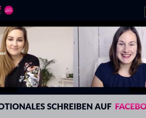 Emotionales Schreiben mit Nina Schnitzenbaumer