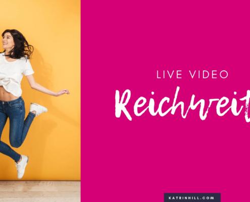 Live-Video Facebook-Reichweite